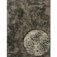 Faux Fur Shaggy Rug 120cm x 160cm Luxuriously Soft Throw Rugs Grey