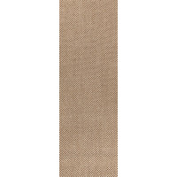 Unitex Eco Hallway Runner Natural Sisal 80cm x 400cm Tiger Eye Sand