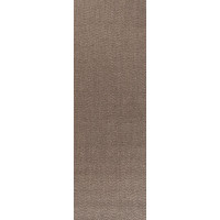 Unitex Eco Runner Sisal Latex back 80cm x 400cm Herringbone Brown