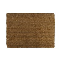Bayliss Door Mat Coir Outdoor Heavy Duty Doormat 50cm x 80cm TQ4