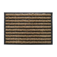 Coir Rubber Backed Doormat 60cm x 40cm