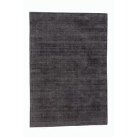 Coppola Tip Sheer Micro Polyester Grey Home Rugs Floor Area Rug 190cm x 280cm