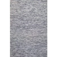 Italtex Rugs Matrix Zebra Flatweave Wool Hall Runner 80cm x 400cm Grey