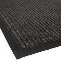 Esteem Dura Doormat 120cm x 80cm Ribbed Rubber Back Door Mat