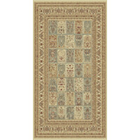 Verona Rug Panel Design 1.2 Million Point Heat Set Poly 120cm x 170cm 1999 Beige