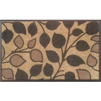 Autumn Leaves Heavy Duty Doormat 120cm x 75cm