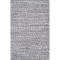 Fiano Polyester Rug 160cm x 230cm Modern Floor Rugs Light Grey 6980