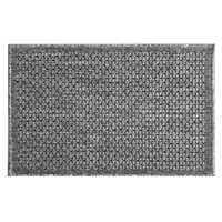 Seaspray Mat 57cm x 90cm Rubber Back Kitchen Rug 3787 Light Grey