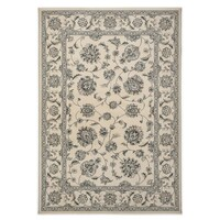 Italtex Coppola Home Rugs Nain Ivory Blue Floor Area Carpet 160 x 230cm HSP Rug