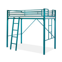 Hypersonic Loft Bunk Bed Metal King Single Maddox - Frame Only