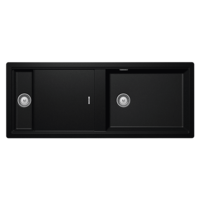 Abey Sink Kitchen Prepearation Station Black Granite Schock PD150B