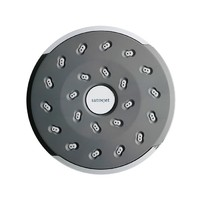 Methven Shower Rose Satinjet Graphite Kiri 13-7404P