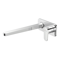 Methven Bath Mixer Wall Plate Mount 300mm Spout Chrome Glide 03-9821M