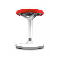 Sylex Fangle 600mm Gas Height Adjustable Bench Seat Stool
