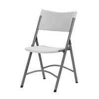 Sylex Plastic Folding Chair Commercial Grade Otto