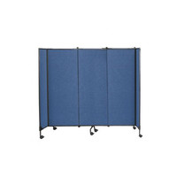 Sylex Modular Room Divider 1820mm Wide Great Divider Starter Kit Blue