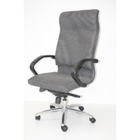 Manhattan Executive High Back Gas Lift Office Desk Chair