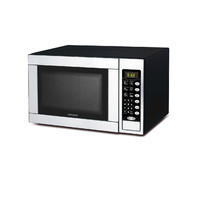 Heller Electronic Microwave with Grill 30L Stainless Steel HMW30SG