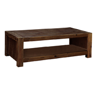 Timber Coffee Table NZ Pine Homefurn Sapphire Bistre 7432 BCT