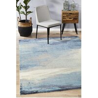 Monet Stunning Blue Flooring Rug Area Carpet 320x230cm