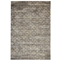 Faded Modern Brown Flooring Rug Area Carpet 220x150cm