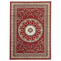 Rug Culture Classic Pattern Flooring Rugs Area Carpet - Red 230x160cm