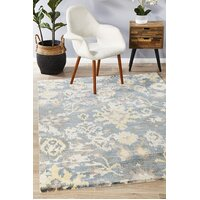 Rug Culture Behold Modern Yellow Flooring Rugs Area Carpet 220x150cm
