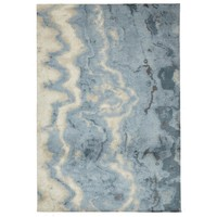 Amazing Cloud Modern Blue Flooring Rug Area Carpet 220x150cm