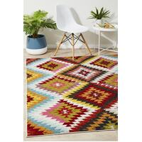 Aura Modern Multi Flooring Rug Area Carpet 330x240cm