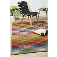 Rug Culture Stunning Pallete Design Flooring Rugs Area Carpet Multi 230x160cm