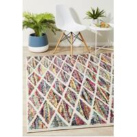 Rug Culture Dawson Modern Runner Multi Coloured 300x80cm