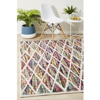 Rug Culture Dawson Modern Flooring Rugs Area Carpet Multi Coloured 230x160cm