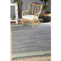 Boho Whimsical Flooring Rug Area Carpet Rock 270x180cm