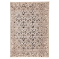 Rug Culture Royal Kashan Designer Flooring Rugs Area Carpet Ivory Beige 230x160cm