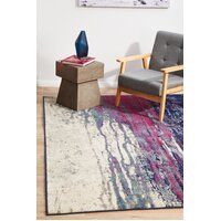 Rug Culture Bedrock Stone Transitional Runner 300x80cm