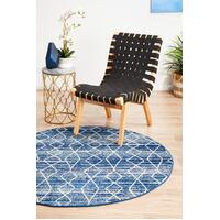 Rug Culture Culture Blue Transitional Flooring Rugs Area Carpet 240x240cm