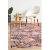 Rug Culture Carlos Felted Wool Flooring Rugs Area Carpet Multi Natural 225x155cm