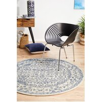 Rug Culture Whisper White Transitional Flooring Rugs Area Carpet 240x240cm