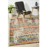 Rug Culture Stunning Monet Inspired Multi Flooring Rugs Area Carpet 330x240cm