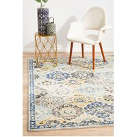 Rug Culture Poppy Multi Transitional Flooring Rugs Area Carpet 290x200cm