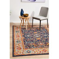 Rug Culture Splash Multi Transitional Flooring Rugs Area Carpet 290x200cm