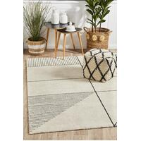 Rug Culture Broadway Florence Modern Ivory Floor Area Rugs BRD-935-IVO-230X160cm