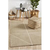 Rug Culture Broadway Florence Modern Natural Floor Area Rugs BRD-935-NAT-230X160cm