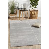 Rug Culture Broadway Florence Modern Silver Floor Area Rugs BRD-935-SIL-230X160cm