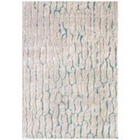 Rug Culture Abigail Ivory and Bone Modern Floor Area Rugs CAP-1920-BLU-230X160cm