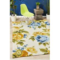 Rug Culture Jessica New Spring Indoor Outdoor Floor Area Rugs Cream  COP-593-SPR-280X190cm