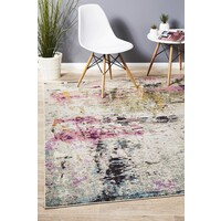 Britney Radiant Contemporary Floor Area Rug Multi  CRY-1840-MUL-400X300cm