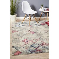 Maroc Transitional Modern Floor Area Rug Multi  CRY-1850-PNK-330X240cm