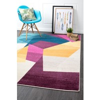 Rug Culture Divinity Fragments Multi Modern Floor Area Rugs DIM-420-MUL-230X160cm