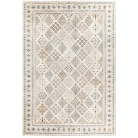 Rug Culture Spindle Traditional Cream Floor Area Rugs HEI-10-CREAM-290X200cm